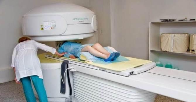 МРТ відкритого типу для осіб, які страждають клаустрофібіей