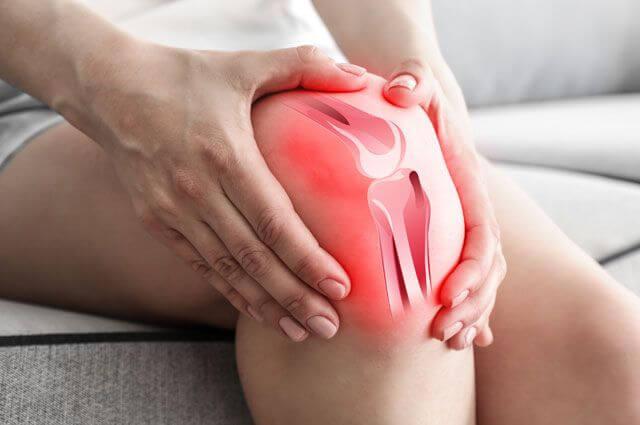 Лікування болю у колінному суглобі